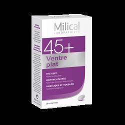 Milical 45+ Ventre Plat 28 comprimés