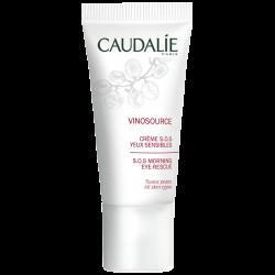 Caudalie Vinosource Crème SOS yeux sensibles, 15ml