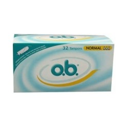 OB Tampons Normaux boite de 32