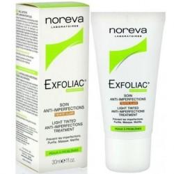 Noreva Exfoliac soin anti imperfections teinté clair 30ml
