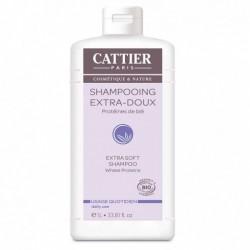 Cattier Shampoing extra doux Flacon 1L