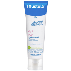 Mustela Hydra Bébé Crème Visage hydratante 40ml