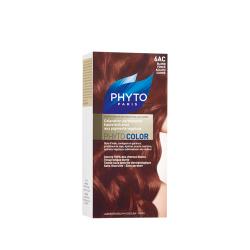 phytocolor 6AC Blond foncé Acajou cuivré
