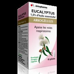 Arkogélules Feuilles d'eucalyptus 45 gélules