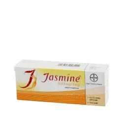Jasmine 0.03mg/3mg cpr 1x21