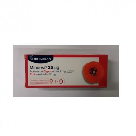 Minerva Ge 35mcg cpr 1x21