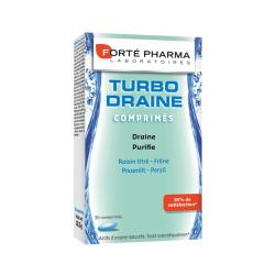 Forte Pharma Turbodraine Comprimés 30 comprimés