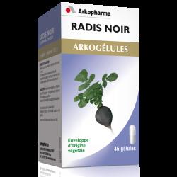 Arkogélules Radis noir 45 gélules