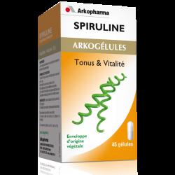 Arkogélules Spiruline 45 gélules