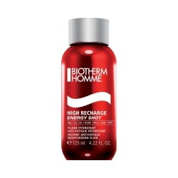 Homme, High recharge energy shot, 125 ml