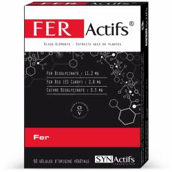 Aragan Feractifs 60 gelules