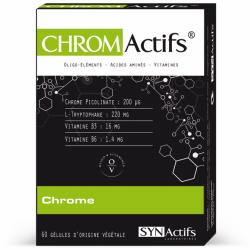 Aragan Chromactifs 60 gelules