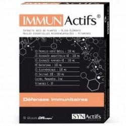 Aragan Immunactifs 30 gélules