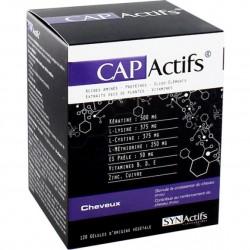 Aragan Cap actifs cheveux, 120 gélules
