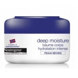 Neutrogena deep moisture baume corps peaux sèches 200ml