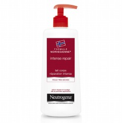 Neutrogena intense repair lait corps 400ml