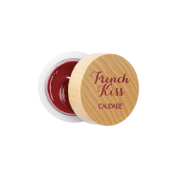 Caudalie French Kiss Baume lèvres rouge framboise, 7,5g