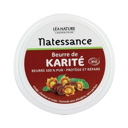 Natessance Beure de Karité 100% pur 100g