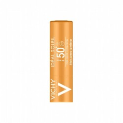 Idéal Soleil Stick zones sensibles SPF50+ 9g