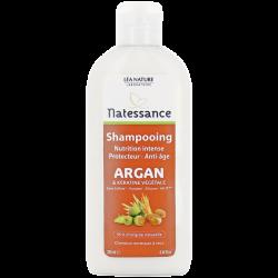 Natessance Shampooing Argan et kératine végétale, 250ml