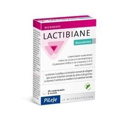 Pileje Lactibiane Buccodental 30 comprimés