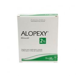 ALOPEXY 2%, BOÎTE DE 3