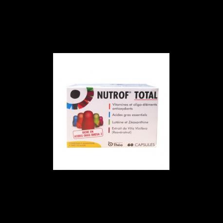 Nutrof Total à Visée Oculaire 60 capsules