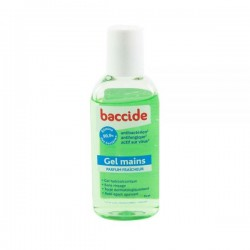 Baccide Gel Mains Hyroalcoolique 75ml