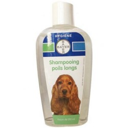 Bayer Shampoing poils longs 200ml