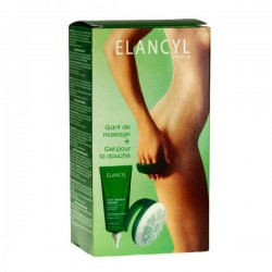 Elancyl Activ' Massage Minceur Tube 200ml + gant