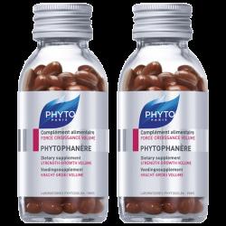 Phytophanère Complément Antichute 2x120 capsules