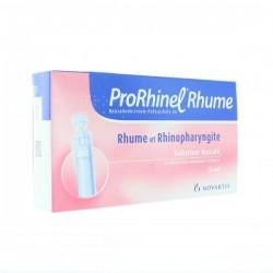 Prorhinel Rhume Solution Nasale 20 Récipients Unidose 20ml