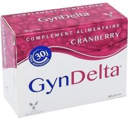 GynDelta 30 gélules