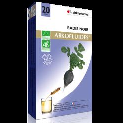 Arkofluide Radis Noir 20 ampoules