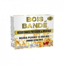 Bois Bandé Physical & mental resistance 30 comprimés