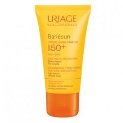 Uriage Bariésun Crème SPF 50+ sans parfum 50ml