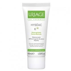 Uriage Hyséac K18 crème 40ml