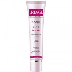 Uriage Isofill Crème Focus Rides peaux normales tube 40ml