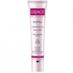 Uriage Isofill Crème riche focus rides tube 40ml