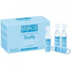 Uriage Bébé Sérum physiologique Isophy 18x5ml
