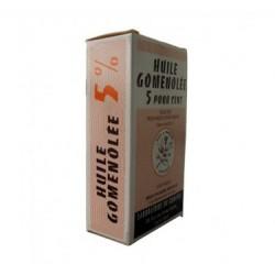 Huile goménolée 5% Solution nasale 22ml