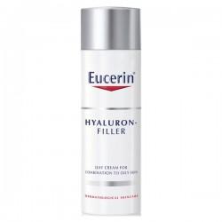 Eucerin Hyaluron Filler Crème de Jour Peau Normale à Mixte 50ml