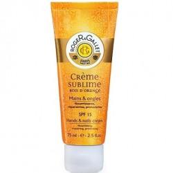 R&G Bois d'Orange Crème Sublime Mains et Ongles 75ml