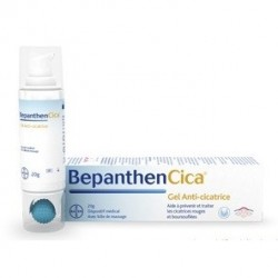 Bepanthen Cica Gel anti-cicatrice 20g