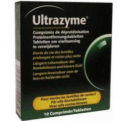 Ultrazyme comprimés de déprotéinisation 10 comprimés
