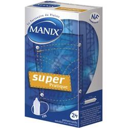 Super Pratique, 24 préservatifs