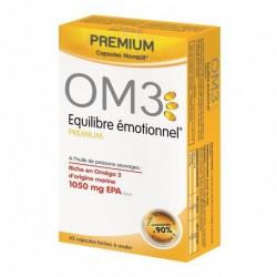OM3 Equilibre émotionnel Premium 45 capsules