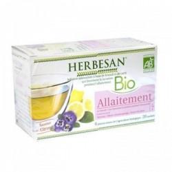 Herbesan Infusion 6 plantes Allaitement 20 sachets