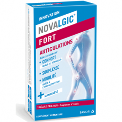 Novalgic Fort 30 gélules