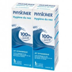 Physiomer solution jet dynamique 135ml x2